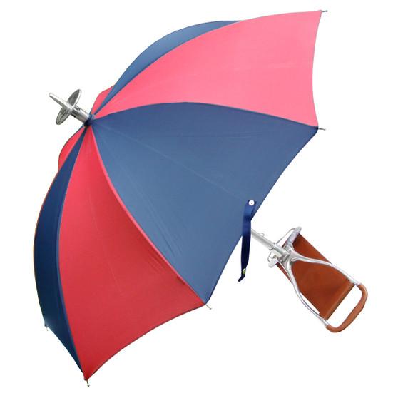 shooting-stick-umbrella-tirion-906P-blue-red-head
