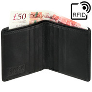 Golunski Black Wallet BM607: With Note