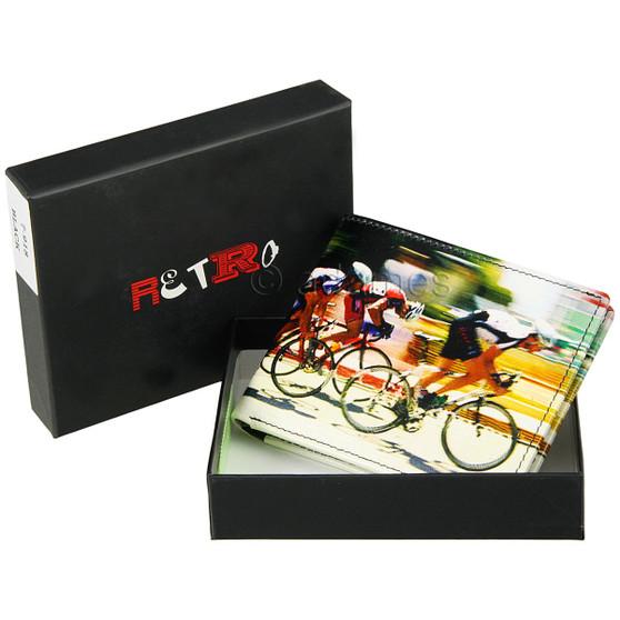 Golunski Retro Wallet -  Cyclists : Box