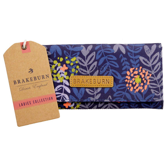 Brakeburn-Trailing Leaf Purse (2313F18 Navy) : Label