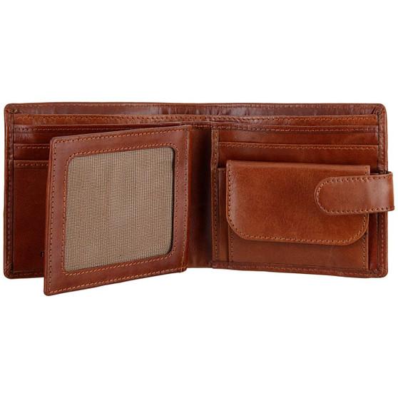 Mala Leather Toro Collection ML Toro 170 Tan : Open 1