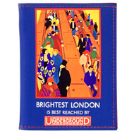 Travel Pass / Oyster Card / ID Holder Brightest London Front : Front