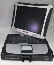 Refurbished fully-rugged Panasonic Toughbook CF-19