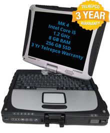 Refurbished Toughbook CF-19 MK4