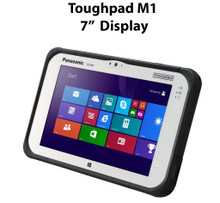 "Panasonic Toughpad FZ-M1 7"" display"