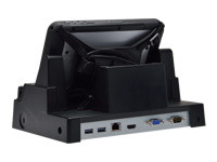 Desktop cradle / port replicator for Panasonic Toughpad FZ-M1. fz-vebm12au.