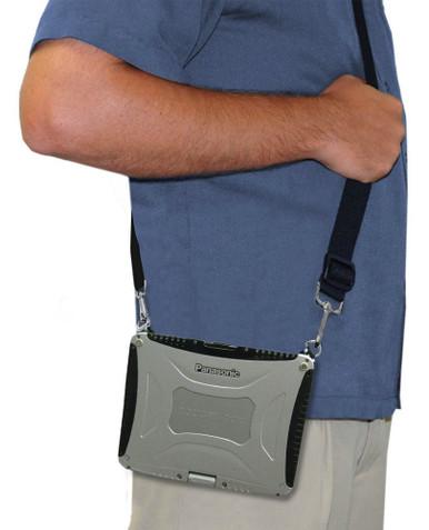Deluxe Shoulder Strap Kit for Panasonic Toughbook CF-19 & CF-31 - TBCDLXSSKIT-P