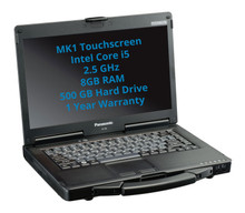 Refurbished Panasonic Toughbook CF-53