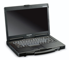 Panasonic Toughbook CF-53 open
