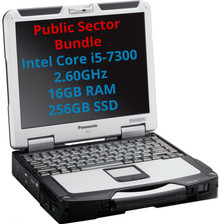 Toughbook 31 MK6 Public Safety Bundle- CF-318D-00VM
