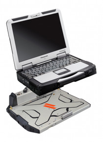 Used Havis docking station for Panasonic Toughbook 30 and 31