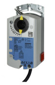 Siemens GDB146.1E, S55499-D186 Rotary air damper actuator