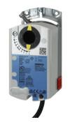 Siemens GLB146.1E, S55499-D194, Rotary air damper actuator