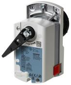 Siemens GDB341.9E, S55499-D201 Electromotoric rotary actuator