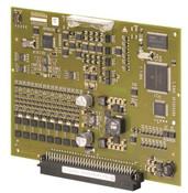 Siemens FCI2009-A1, S54400-A21-A1 I/O card (horn/monitored)