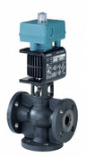 Siemens MXF461.15-0.6 Mixing 2-port magnetic control valve