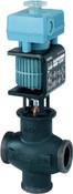 Siemens MXG461.20-5.0P mixing 2-port control valve threaded