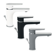 WASHBASIN MIXER TALL BODY OPTIMA VIVID