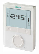 Siemens RDG160KN, S55770-T297 Room thermostat with KNX communications