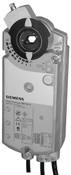 Siemens GIB335.1E Rotary air damper actuator 3-position