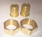 Siemens ALG142 Brass fitting