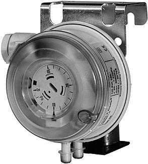 Siemens QBM81-10 Differential pressure monitor