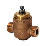 Siemens VVP47.10-0.63 , 2-port seat valve, external thread, PN16, DN10, kvs 0.63