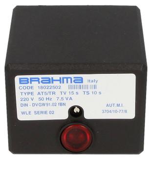Gas burner control unit Brahma AT 5/TR, 220/50, 18022502