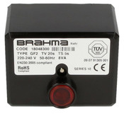 Gas burner control unit Brahma GF3S03, 18048300