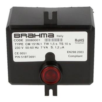 Brahma burner control unit CM191, 20080001