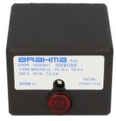 Gas burner control unit Brahma SR3/TR.15, 18025201