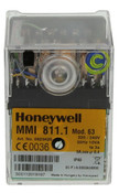 Honeywell MMI 811 mod. 63 Satronic 0620420U, Gas burner control unit