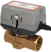 "Honeywell VC6613AP1000 2-way VC valve 1"" IT with limit switch"