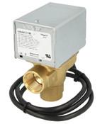"Honeywell V4044C1189 3/4"" IT Three-way zone valve"