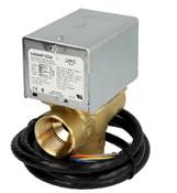 """Honeywell V8044C1024, 3/4"""" IT 24 V/50 Hz, Three-way zone valve"""