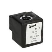 solenoid spool Rapa M 13 12 V DC
