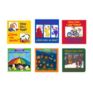 GOOD BEGINNINGS BILINGUAL  SET OF 6
