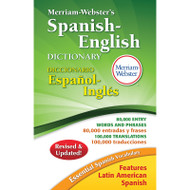 MERRIAM WEBSTERS SPANISH ENGLISH HARDCOVER