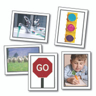 PHOTOGRAPHIC LEARNING CARDS WHATS