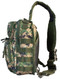 Rover Sling Pack - Side - Woodland Digital