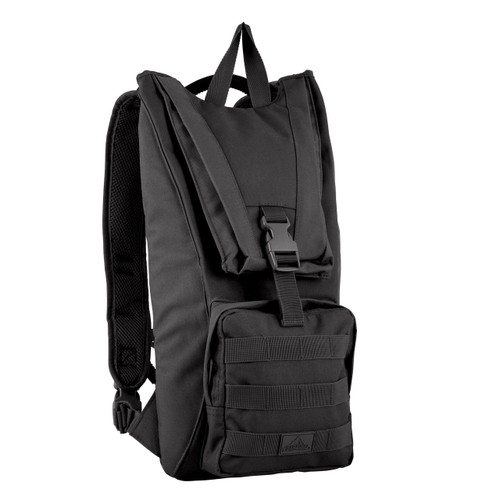 Piranha Hydration Pack - Black - Front Right
