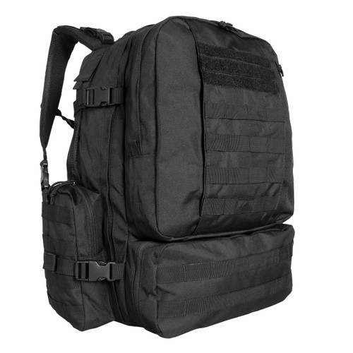 Diplomat Backpack - Black
