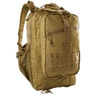 Summit Backpack - Coyote