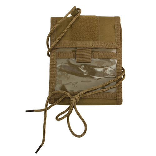 MOLLE I.D. Lanyard - Coyote