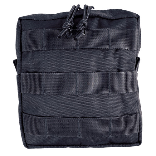 Medium MOLLE Utility Pouch - Black