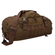 Traveler Duffle Pack - Dark Earth