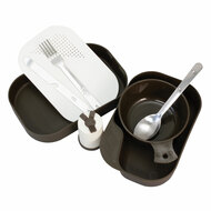8-Piece Mess Kit - Open