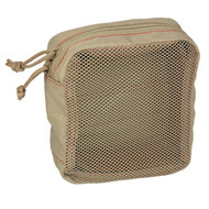 82-505AL Shallow Mesh Window Pouch Front
