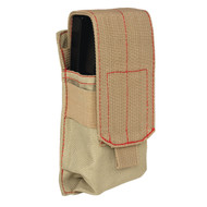 82-537AL Single Rifle Mag Pouch Front