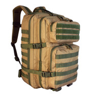 Large Rebel Assault Pack - Coyote with Olive Drab Webbing